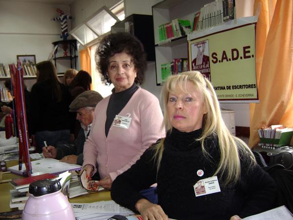 Escritores echeverrianos