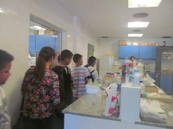 Laboratorio de Microbiología y Fisiología Vegetal
